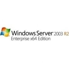HP Microsoft Windows Server 2003 5-User CAL Pack
