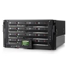 HP BLc3000 Tower Enclosure (Шасі до 8 шт.BL-серверів) with 2 AC Power Supplies