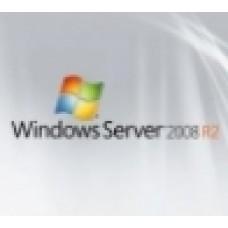 Microsoft Windows Server 2008 R2 Standard Edition 5CAL Reseller Option Kit ru pt