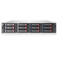 HP Storageworks 2012sa Dual Controller Modular
