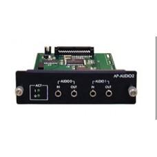 AP-AUDIO2 Інтерфейсний модуль