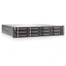 HP P2000 G3 SAS MSA Dual Cntrl SFF Array