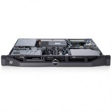 Сервер Dell R210 QC X3430 2.4Ghz SAS6iR NHP 2x250 Gb DVD +/-RW 3Y Rack (210-R210