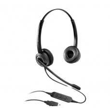 Grandstream GUV3000 HD USB Headsets with Noise Canceling Mic