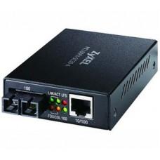 Медіа-конвертер ZyXEL MC100FX-SC30-A