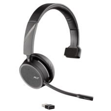 Гарнітура Plantronics Voyager B4210 Bluetooth/USB-A