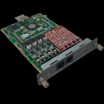Модуль FXS/FXO OpenVox VS-GWM800OS