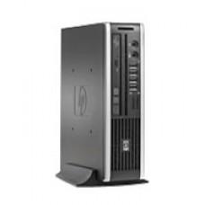 HP Compaq 8000 Elite USDT E8400 250G 2G DVD-RW FreeDOS