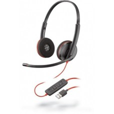 Гарнітура Plantronics BlackWire C3220 USB-A