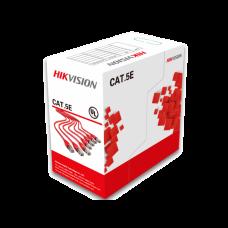 Кабель вита пара Hikvision DS-1LN5EO-UU/E, 305м