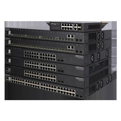 Комутатори від світових виробників Cisco, HP, Edge-Core