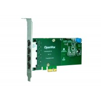 E1/PRI карты OpenVox