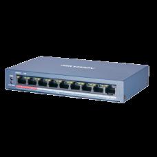 POE комутатор Hikvision DS-3E0109P-E/M (B)