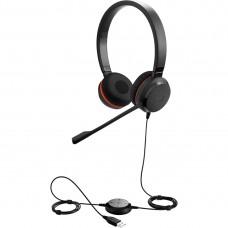 Гарнітура Jabra EVOLVE 30 II MS Stereo USB (5399-823-309)